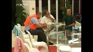 Оказва се, че Цветан се познава с Константин - Скобара -=big Brother 4=- [08.10.2008]