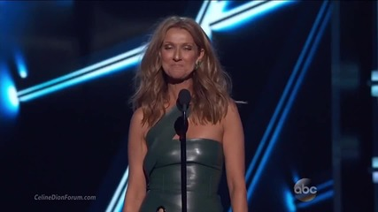 Celine Dion Talks About Her Ailing Husband at the Billboard Music Awards
