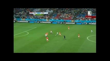Холандия - Аржентина 2:4 (0:0) след дузпи
