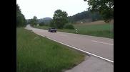 Буболечката изрови асфалта - Peugeout 205 Turbo