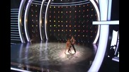 sytycd (season 7) - Cristina & Mark - Jazz