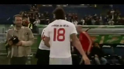 F.c. Barcelona vs. A.c. Milan __ The Clash Of The Titans __ Promo __ 03_04_2012
