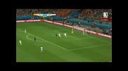 Мондиал 2014 - Испания 1:5 Холандия - Тотално унижение за световния шампион, убийствени лалета!