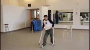 Танцуване с патерици