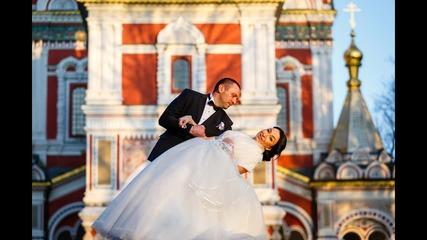 Сватбеният ден на Сузана и Дамян