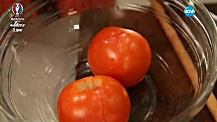 Пиле по Баски - Бон апети (07.07.2016)