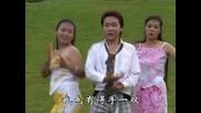 Някви луди китайци пеят луда песничка - Смях