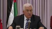 State of Palestine: 'We stand with Saudi Arabia' - President Abbas