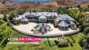 Britney Spears spotted house hunting at Jeffree Star's mansion