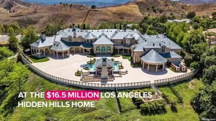 Това ли е новата къща на Бритни Спиърс?