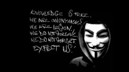 Epic Anonymous Rap Song - H A C K E R S