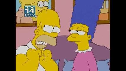 The Simpsons Семейство Симпсън сезон 20 епизод 7