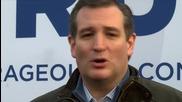 USA: Cruz prepares for New Hampshire primary following Iowa win