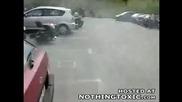 Компилация от инциденти с мотори !!!