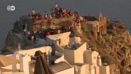 Санторини: оттук нататък островът ще е друг