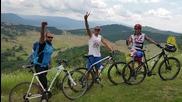Планина на войводи - 4 част Обиколка на Великата Родопа планина с колела 2015
