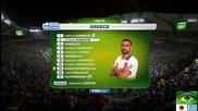20.06.14 Япония - Гърция 0:0 *световно първенство Бразилия 2014 *