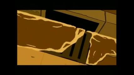 kostenurkite ninja epizod 3