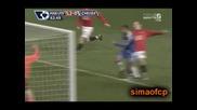 11.01 Манчестър Юнайтед - Челси 3:0 Уейн Руни гол