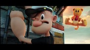 Попай: Филмът (2016) – анимационна проба и интервю с Генди Тартаковски