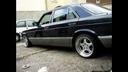 Mercedes Benz W126 560SE