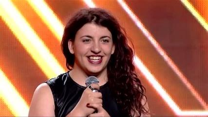 Александра Кукушев - X Factor Кастинг (29.09.2015)