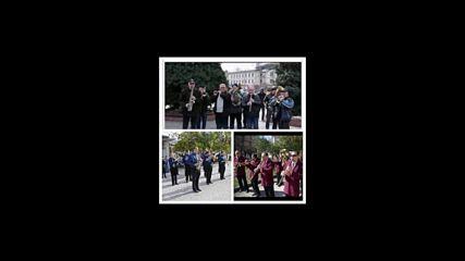 Кърджали - спомен  за   общинският  духов  оркестър