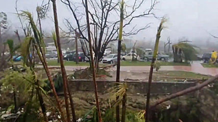 Bahamas: Hurricane Dorian rages through Bahamas, first victim reported