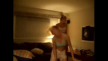 Hotties Dancing
