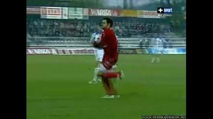 Най - странния гол във футбола :d