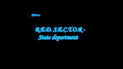 R.e.d. S.e.c.t.o.r - State Department
