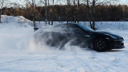 Snow Fun With Gtr