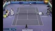 Atp Ms Madrid : Федерер - Дел Потро
