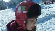 ски училище за деца на Витоша Дино