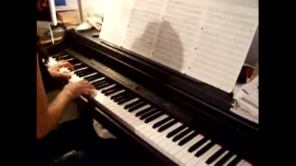 Metallica - The Day That Never Comes Piano