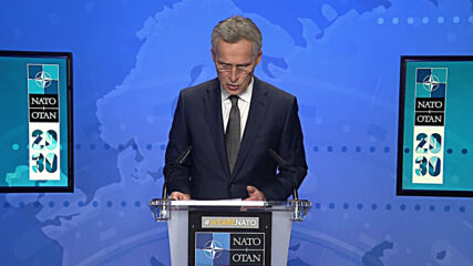 Belgium: NATO to establish space centre in Germany - Stoltenberg