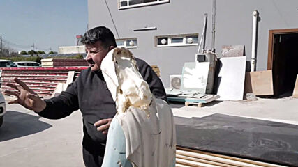 Iraq: Restoration of Virgin Mary statue decapitated by IS underway ahead of pope visit