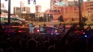 Концерта в Detroit, Mi Comerica Park Еминем пее овете Welcome 2 Detroit