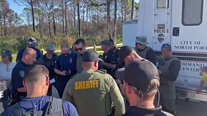USA: Police resume search for missing Brian Laundrie in vast Florida reserve
