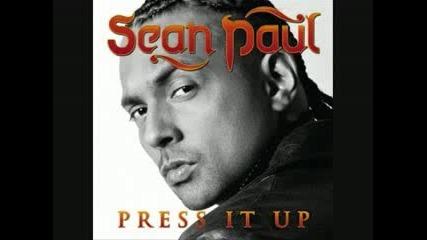 Sean Paul - Press It Up instrumental