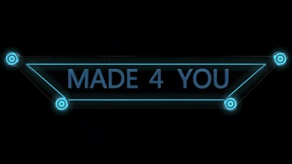 made4you - new intro