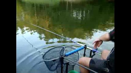 Риболов на платика.Язовир Душанци