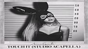 Ariana Grande - Touch It - ( Official Studio Acapella )