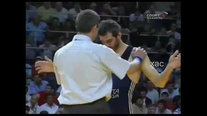 Бувайсар Сайтиев vs Махач Муртазалиев