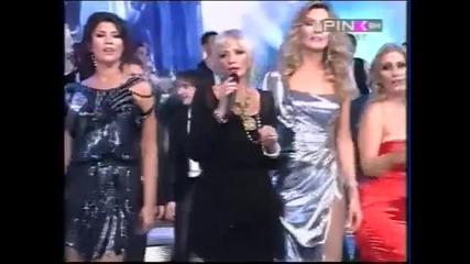 Ivana Selakov - Ne kunite crne oci - Grand narodno veselje 2012 - (TV Pink)