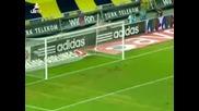 Fenerbahce 4 - 2 Manisaspor Gol Niang 2 29 08 2010