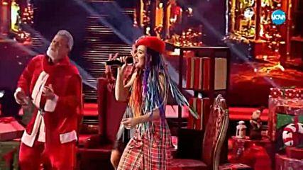 Йоана - All I Want For Christmas Is You - X Factor - Коледен концерт (24.12.2017)