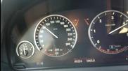 new Bmw 730dl 245k.s 2010g acceleration