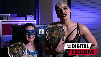 Nikki A.S.H and Rhea Ripley are ready for Shotzi & Nox: WWE Digital Exclusive, Sept. 24, 2021