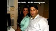 Nuki Hercegovac i Marizela - 2014 - Nema duse koja gresna nije (hq) (bg sub)
